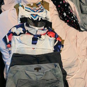 9 PC Dress & Skirt Clothing Lot
